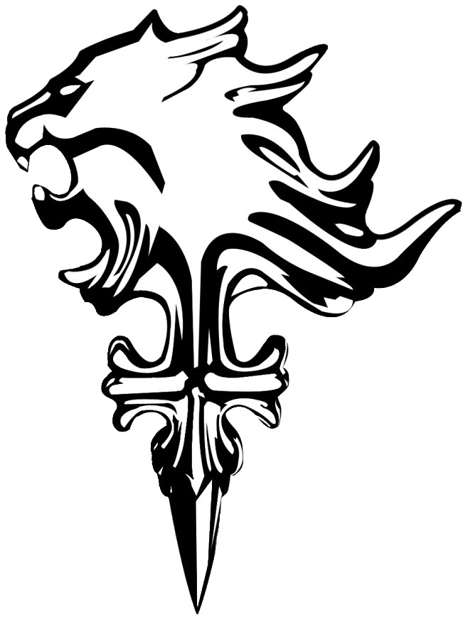 Pin on adopt inspire |Final Fantasy 8 Gunblade Tattoo