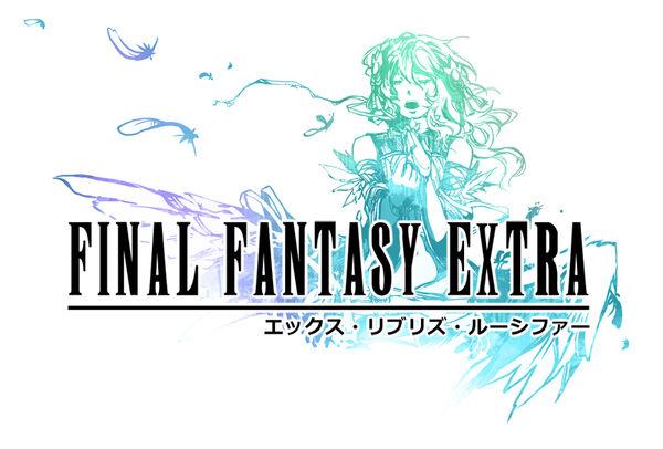 Final Fantasy Extra logo