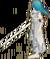FE10 Lucia Swordmaster Sprite