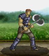 Samson battle (Warrior)