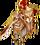 FE9 Titania Paladin Sprite