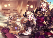 Xander Elise support art
