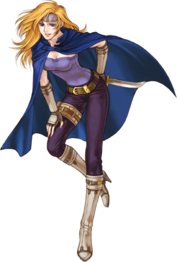 Heather Artwork (FE10)