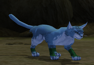 FE9 Cat (Transformed) -Ranulf-