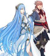 Possesed Takumi Holding Azura