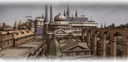 Millennium Palace (Shadow Dragon Chapter Preamble)
