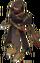 FE10 Volke Assassin Sprite