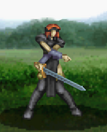 Julia battle (Swordmaster)