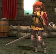 FE13 Mercenary (Severa)