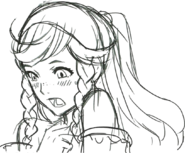Olivia sketch 1