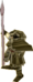 FE9 Brom General Sprite