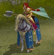 FE10 Titania (Gold Knight)