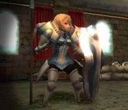 FE13 Knight (Female Morgan)