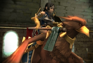 FE13 Griffon Rider (Say'ri)