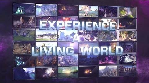 Firefall Experience a Living World