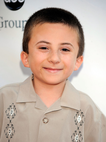 Atticus Shaffer on oscar and clamantha