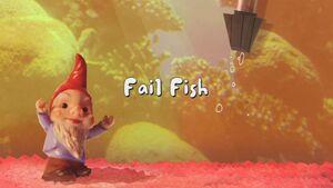 Fail Fish title card