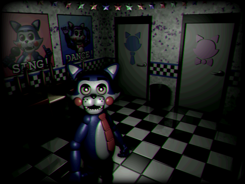 Main Hall 2 Five Nights At Candy S Wikia Fandom