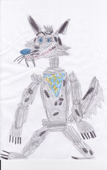 Fangs The Wolf 1