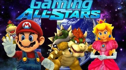 Gaming All-Stars S1E1 - Castle Invasion