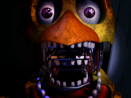 Chica Jumpscare Right Hall