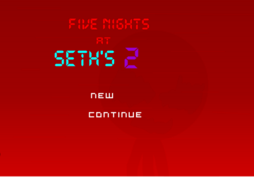 FNaS title screen