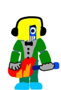 Toy Gamer Guy
