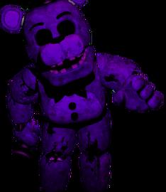 Purple freddy