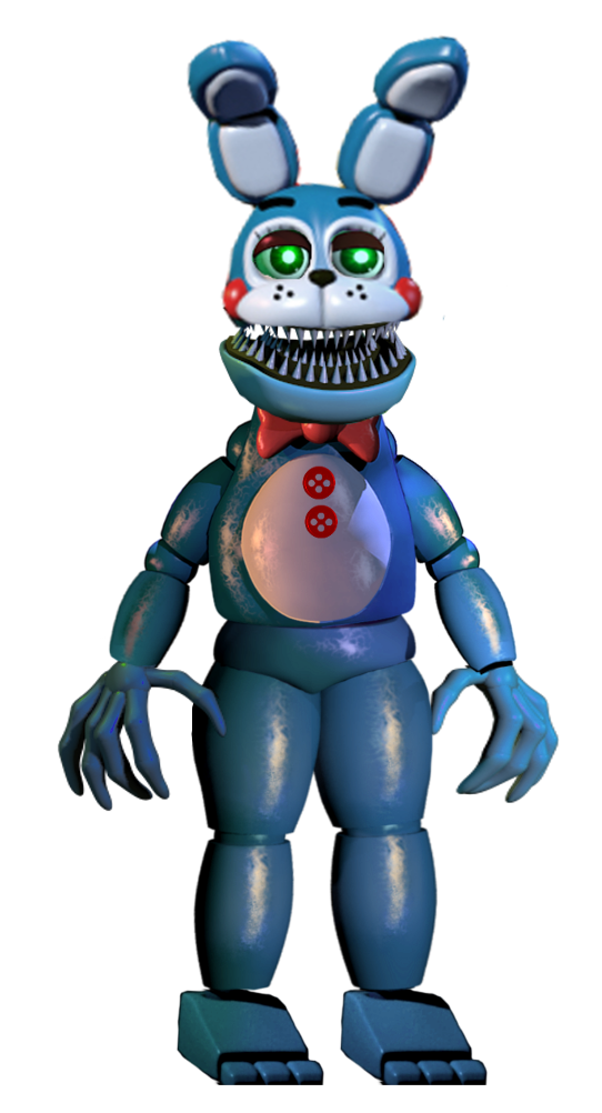 Image Nightmare Toy Bonnie Png Five Nights At Freddy S