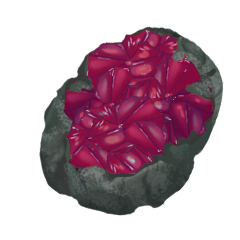 File:Raw garnet gem.png