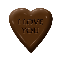 File:Chocolate heart.png