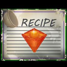 Special Clinohumite Gem Recipe