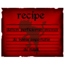 Evil chocolate teddy recipe