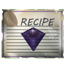 Special Melanite Gem Recipe