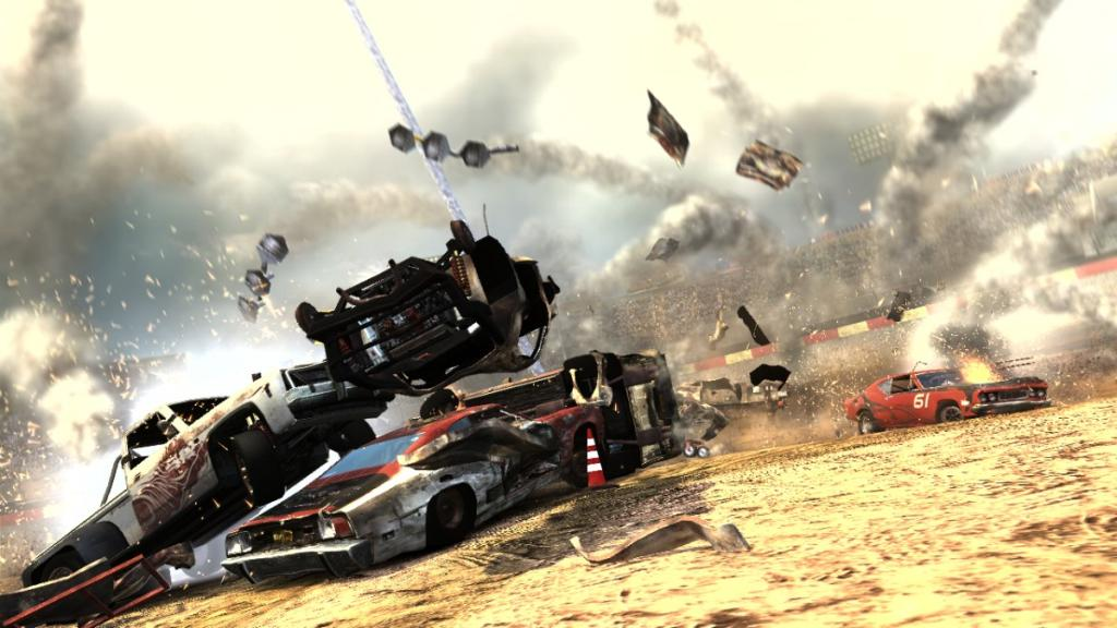 flatout ultimate carnage pc game  free