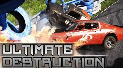 Next Car Game - ULTIMATE DESTRUCTION