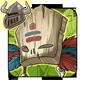 Mystic's Bark Mask