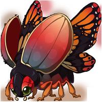 Bloodstone Beetle