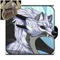 Winter Wolf Cape