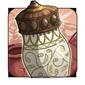 Ornate Porcelain Jar