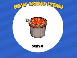 Unlocking salsa