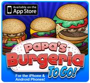 Burgeria To Go! - App Icon