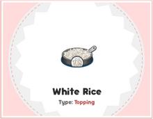 White Rice 2