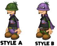 Sargefanstyles