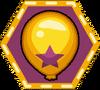 Balloons-badge