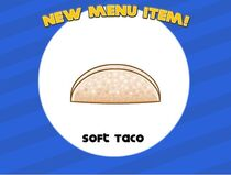 Unlocking soft taco