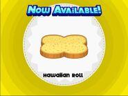 Unlocking hawaiian roll