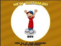 New Customer Roy Taco Mia!