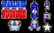 Cupcakeria HD - Starlight Jubilee Toppings