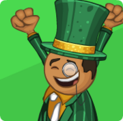 (Pastaria) Georgito as a Star Customer during St. Paddy's Day
